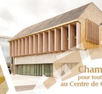 Champagne Offert au Centre de Congrès de Troyes