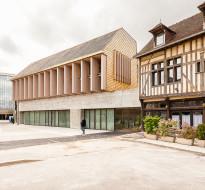 Prix d'architecture pour le Centre de congrès de l'Aube