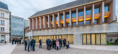 The Aube Conference Centre celebrates its 2-year anniversary