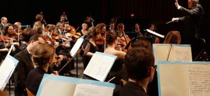 L'Orchestre symphonique de l'Aube