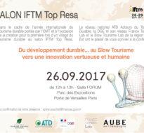 L'Aube en Champagne participe au Salon IFTM Top Resa