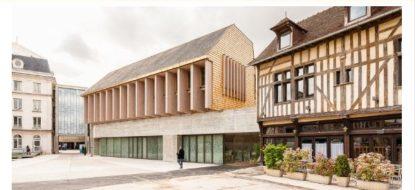 Communiqué de presse – Prix architecture