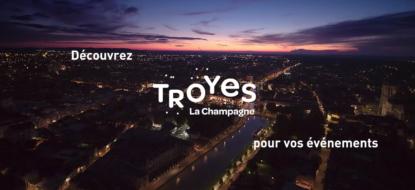 Troyes la Champagne, Ville de Congrès