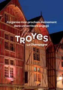 Brochure Troyes la Champagne, Ville engagée