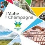 Carte Touristique Aube en Champagne