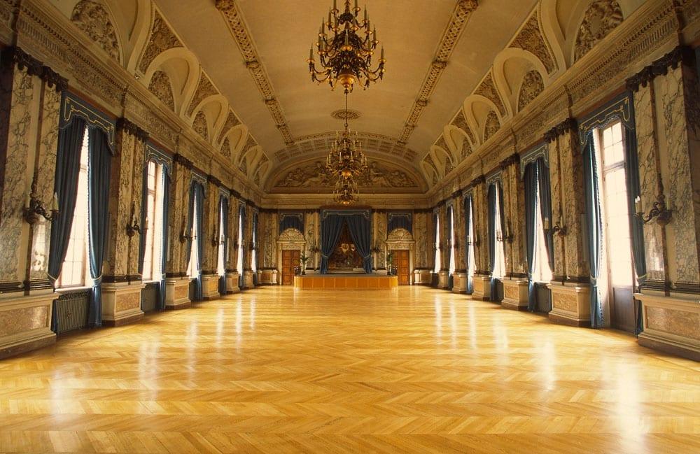 Salle des Fêtes à l'Hôtel de Ville de Troyes