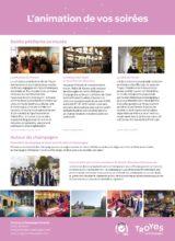 Troyes la Champagne Events - Animation de vos soirées Couverture