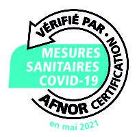 AFNOR Certification - Mesures Sanitaires COVID-19